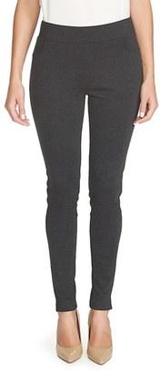 CeCe Ponte Knit Leggings $59 thestylecure.com