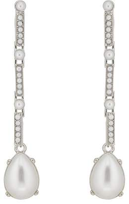 Kenneth Jay Lane WOMEN'S IMITATION-PEARL-EMBELLISHED DROP EARRINGS
