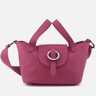 Meli-Melo Women's Rose Thela Mini Floater Bag - Bordeaux