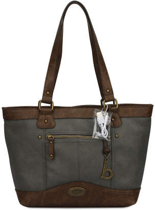 b.o.c. Potomac Large Tote with Phone Charger $88 thestylecure.com