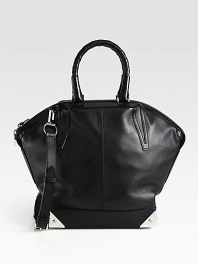 Alexander Wang Emile Bike Handle Top Handle Bag