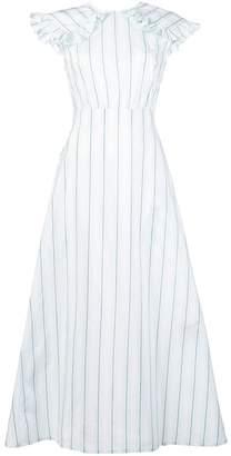 Calvin Klein striped pioneer dress