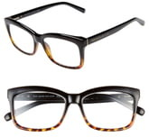Kate Spade Dollie 53mm Reading Glasses