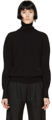 Chloé Black Iconic Cashmere Turtleneck