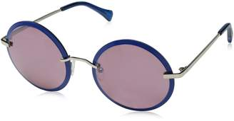 Zac Posen Zac by Women's Dido Round Sunglasses