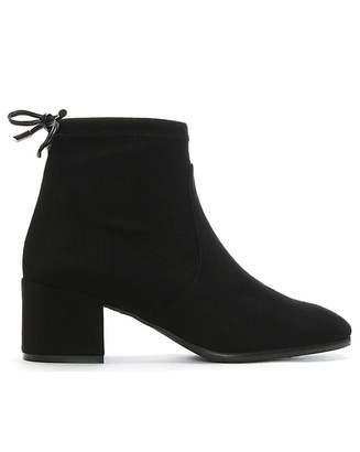 Daniel Footwear Daniel Tollar Stretch Suede Ankle Boots