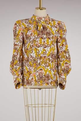 Chloé Printed shirt