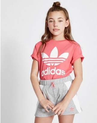 adidas Girls' Adicolor T-Shirt Junior