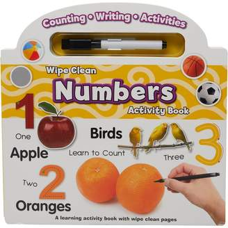 Numbers Wipe Clean Board