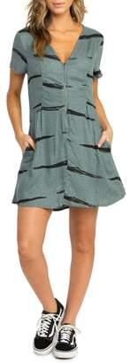 RVCA Dawning Print Dress