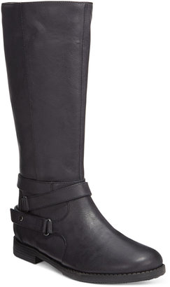 Kenneth Cole Reaction Girls' or Little Girls' Kennedy Basic Boots $59 thestylecure.com