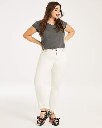 Fashion World Shape & Sculpt Straight Leg Jeans Reg