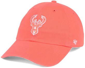 '47 Milwaukee Bucks Pastel Rush Clean Up Cap