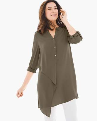 Chico's Modern Utility Tunic