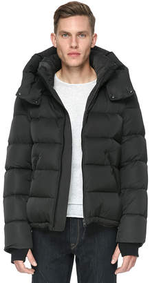 Soia & Kyo ANTHONY sporty down jacket with large hood