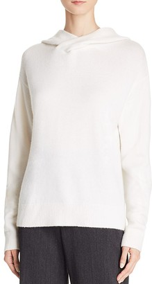 Vince Hooded Sweater $345 thestylecure.com