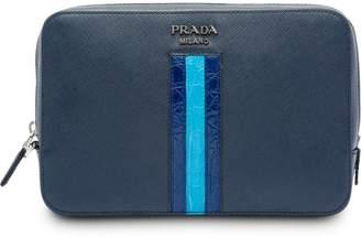 cedacd232abe Prada Clutches For Men - ShopStyle