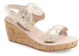 Jack Rogers 'Miss Luccia' Wedge Sandal