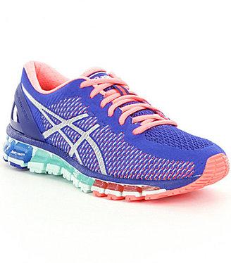 ASICS GEL-Quantum 360 2 Women's Running Shoes $170 thestylecure.com