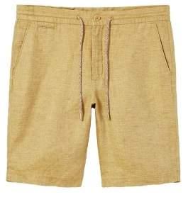 Mango man MANGO MAN Linen chino bermuda shorts