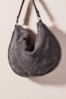 Neuville Spicy Slouchy Suede Tote Bag