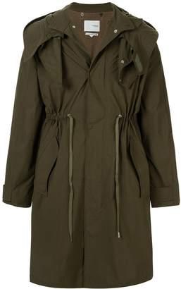 Yoshio Kubo Yoshiokubo parka lightweight coat