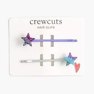 J.Crew Girls' star bobby pins