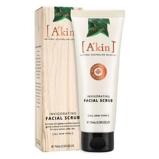 Akin A'kin Invigorating Facial Scrub 75 mL