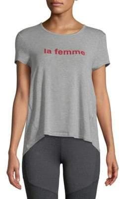 La Femme Short-Sleeve Tee