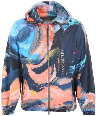 Alexander McQueen Printed Jacket
