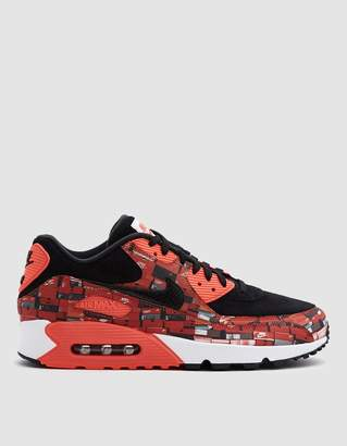 Nike Atmos Air Max 90 Print Sneaker
