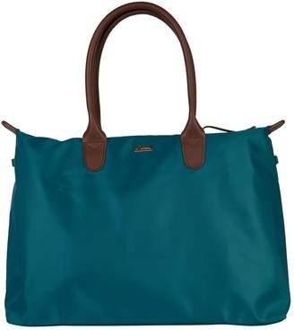 Harrods Medium Iris Tote Bag