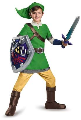 Disguise The Legend of Zelda Link Deluxe Costume (Little Boys & Big Boys)