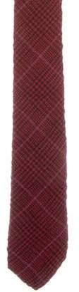 Alexander Olch Skinny Wool Tie