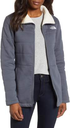 The North Face Alaea Faux Shearling Lined Jacket