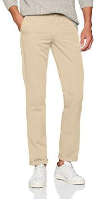 Off-White Cortefiel Men's Trousers