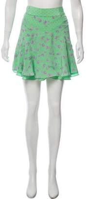 Marc by Marc Jacobs Printed Mini Skirt w/ Tags