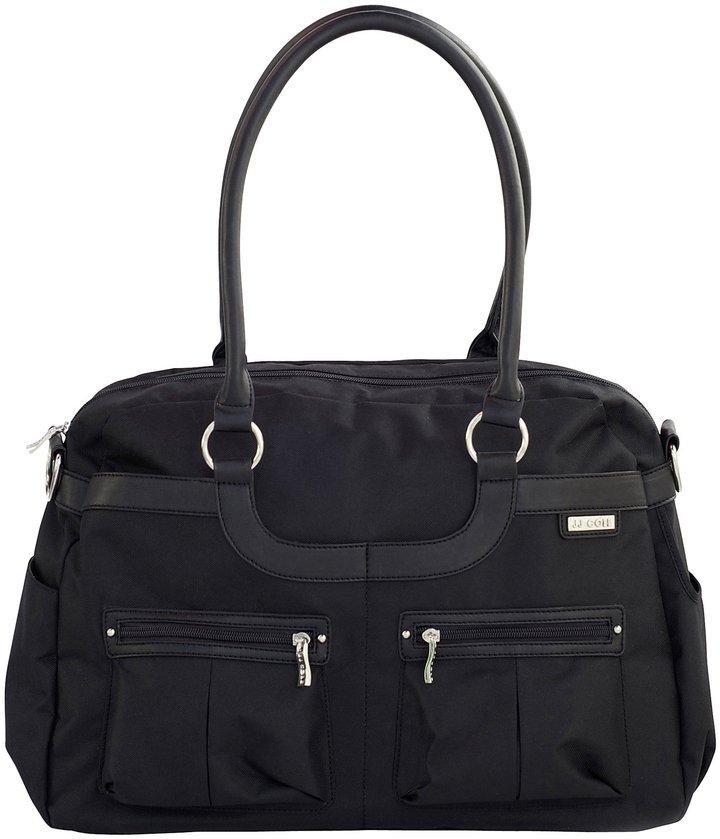 JJ Cole Satchel Diaper Bag - Onyx