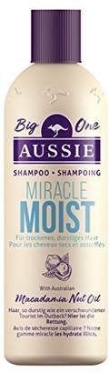 Aussie Shampoo Miracle Moist for Dry Damaged Hair, 500 ml