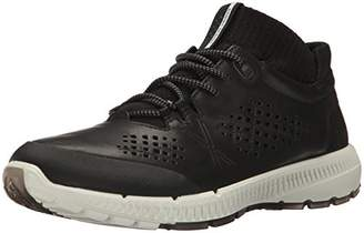 Ecco Men's Intrinsic TR Midcut Fashion Sneaker Black