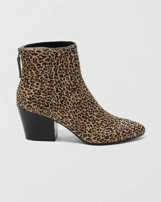 Abercrombie & Fitch Dolce Vita Leopard Coltyn Bootie