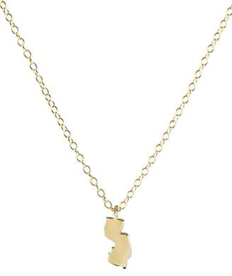 Kris Nations Solid State Charm Necklace