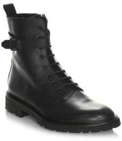Belstaff Paddington Leather Ankle Boots