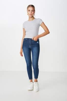 Supre Short Skinny Premium Ankle Grazer Jean