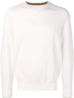 Brunello Cucinelli fine knit sweater