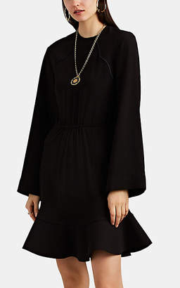 Chloé Women's Cady Flared Dress - Black