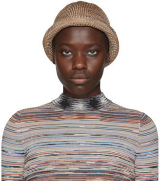 Missoni Multicolor Lurex Bonnet