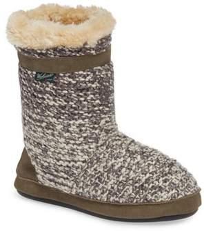 Woolrich Whitecap Knit Slipper Bootie