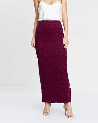 Dorothy Perkins Lace Maxi Skirt