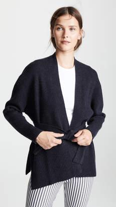 Le Kasha Oxford Cashmere Cardigan